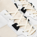 Женские кроссовки adidas Originals ZX 700 Remastered Off White/Leather/Black фото- 5