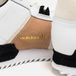 Женские кроссовки adidas Originals ZX 700 Remastered Off White/Leather/Black фото- 6