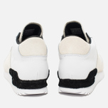 Женские кроссовки adidas Originals ZX 700 Remastered Off White/Leather/Black фото- 3