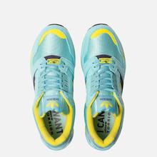 Мужские кроссовки adidas Originals ZX 8000 Clear Aqua/Light Aqua/Shock Yellow фото- 1