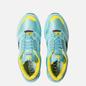 Мужские кроссовки adidas Originals ZX 8000 Clear Aqua/Light Aqua/Shock Yellow фото - 1