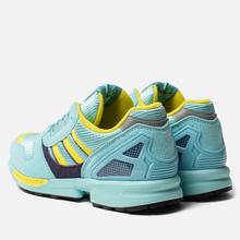Мужские кроссовки adidas Originals ZX 8000 Clear Aqua/Light Aqua/Shock Yellow фото- 2
