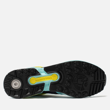 Мужские кроссовки adidas Originals ZX 8000 Clear Aqua/Light Aqua/Shock Yellow фото- 4