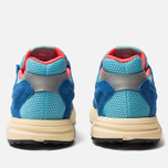 Мужские кроссовки adidas Originals ZX Torsion Bright Cyan/Linen Green/Blue фото- 3