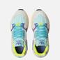 Мужские кроссовки adidas Originals ZX Torsion Clear Aqua/Solar Yellow/Purple фото - 1