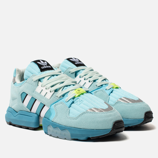 Мужские кроссовки adidas Originals ZX Torsion Light Aqua/Ftwr White/Clear Aqua