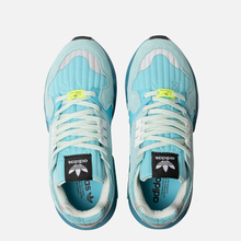 Мужские кроссовки adidas Originals ZX Torsion Light Aqua/Ftwr White/Clear Aqua фото- 1