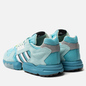 Мужские кроссовки adidas Originals ZX Torsion Light Aqua/Ftwr White/Clear Aqua фото - 2