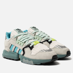 Мужские кроссовки adidas Originals ZX Torsion Orbit Grey/Blue Glow/Core Black