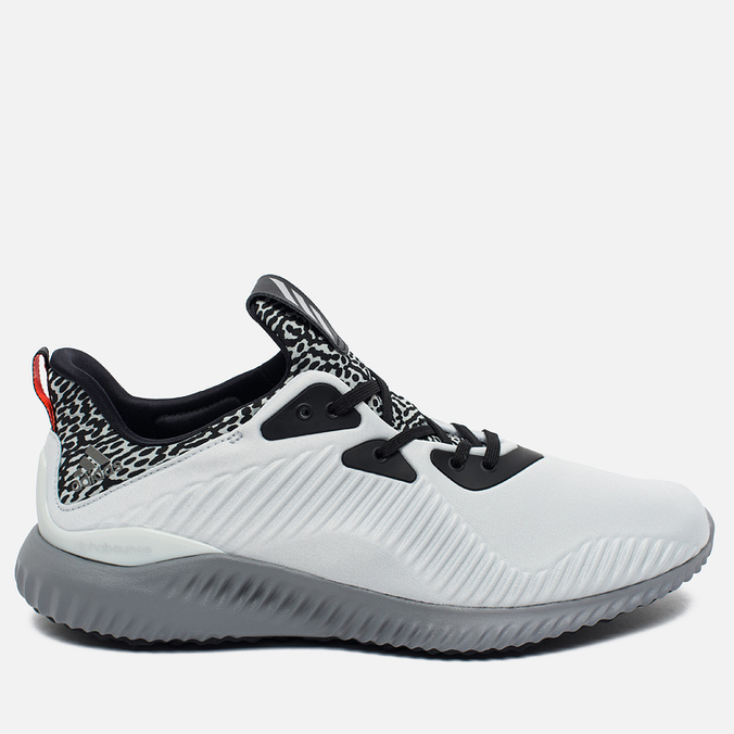 Мужские кроссовки adidas Performance Alphabounce Clear Grey/Matte Silver