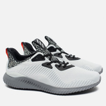 Мужские кроссовки adidas Performance Alphabounce Clear Grey/Matte Silver фото- 1