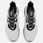 Мужские кроссовки adidas Performance Alphabounce Clear Grey/Matte Silver фото- 4