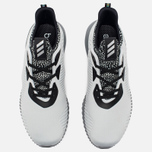 adidas Performance Alphabounce Men's Sneakers Clear Grey/Matte Silver photo- 4