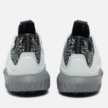 adidas Performance Alphabounce Men's Sneakers Clear Grey/Matte Silver photo- 3