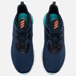 adidas Performance Alphabounce Men's Sneakers Mineral Blue/Solar Red/Shock Green photo- 4