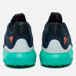 adidas Performance Alphabounce Men's Sneakers Mineral Blue/Solar Red/Shock Green photo- 3