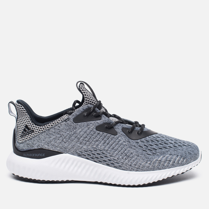 Мужские кроссовки adidas Performance Alphabounce EM Core Black/Running White/Black
