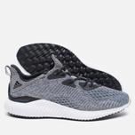 Мужские кроссовки adidas Performance Alphabounce EM Core Black/Running White/Black фото- 2