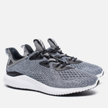 Мужские кроссовки adidas Performance Alphabounce EM Core Black/Running White/Black фото- 1