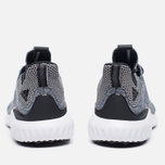Мужские кроссовки adidas Performance Alphabounce EM Core Black/Running White/Black фото- 3