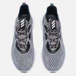 Мужские кроссовки adidas Performance Alphabounce EM Core Black/Running White/Black фото- 4