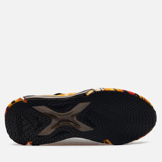 Мужские кроссовки adidas Performance Edge XT Core Black/Core Black/Gold Metallic