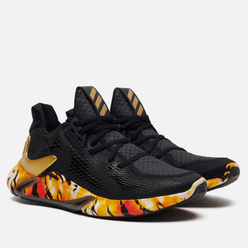 Мужские кроссовки adidas Performance Edge XT Core Black/Core Black/Gold Metallic