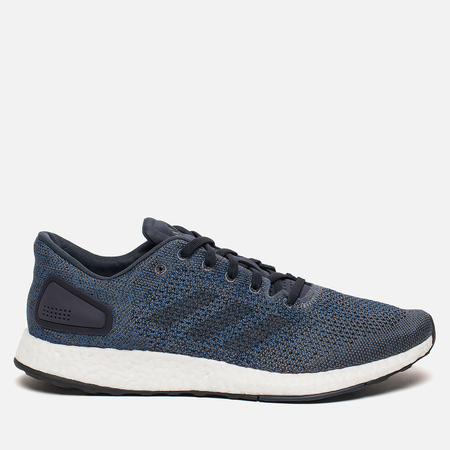 Мужские кроссовки adidas Performance Pure Boost DPR Blue/Grey/White