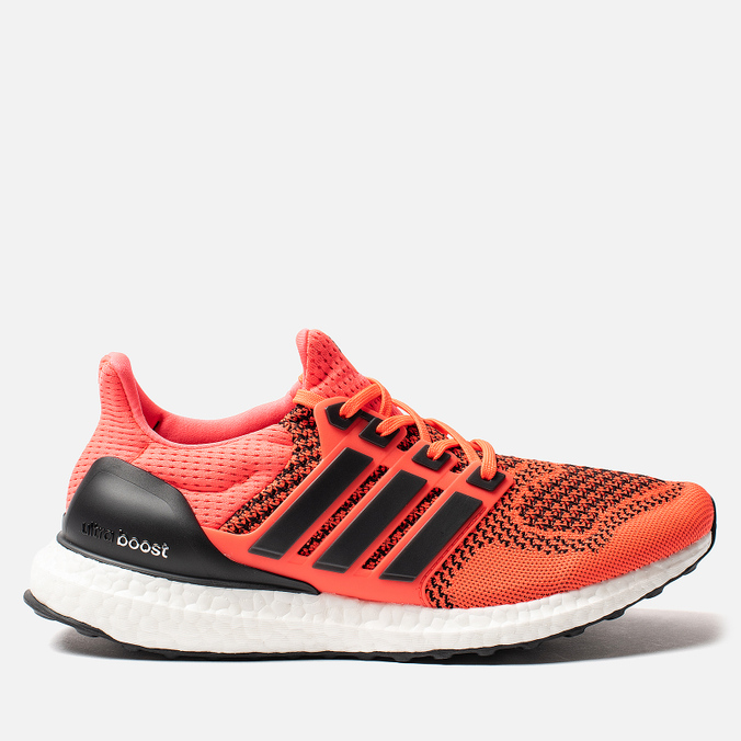 Мужские кроссовки adidas Performance Ultra Boost 1.0 Core Black/Core Black/Solar Red