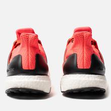 Мужские кроссовки adidas Performance Ultra Boost 1.0 Core Black/Core Black/Solar Red фото- 2