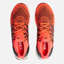 Мужские кроссовки adidas Performance Ultra Boost 1.0 Core Black/Core Black/Solar Red фото- 1