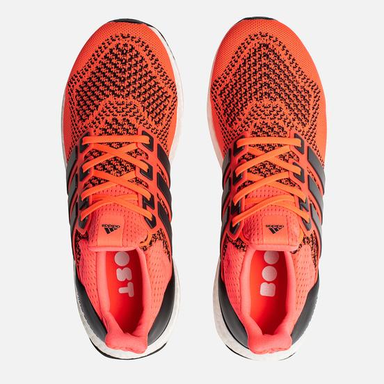 Мужские кроссовки adidas Performance Ultra Boost 1.0 Core Black/Core Black/Solar Red