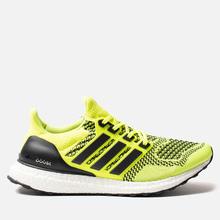 Мужские кроссовки adidas Performance Ultra Boost 1.0 Solar Yellow/Solar Yellow/Core Black фото- 3