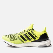 Мужские кроссовки adidas Performance Ultra Boost 1.0 Solar Yellow/Solar Yellow/Core Black фото- 5