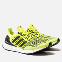 Мужские кроссовки adidas Performance Ultra Boost 1.0 Solar Yellow/Solar Yellow/Core Black фото- 0