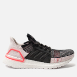 Мужские кроссовки adidas Performance Ultra Boost 19 Core Black/Orchid Tint/Action Red фото- 0