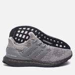 Мужские кроссовки adidas Performance Ultra Boost 3.0 Triple Grey фото- 2