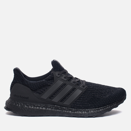 Мужские кроссовки adidas Performance Ultra Boost Core Black/Utility Black