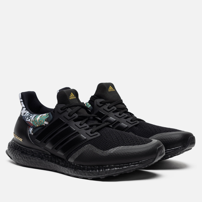 Мужские кроссовки adidas Performance Ultra Boost DNA Chinese New Year 2020 Core Black/Core Black/Gold Metallic