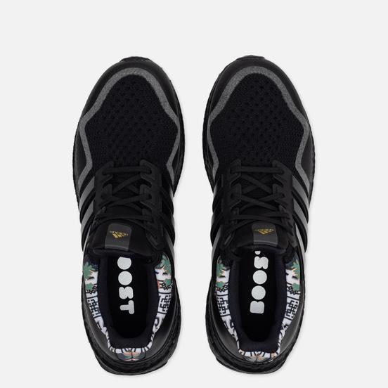 Мужские кроссовки adidas Performance Ultra Boost DNA Chinese New Year 2020 Core Black/Core Black/Gold Metallic