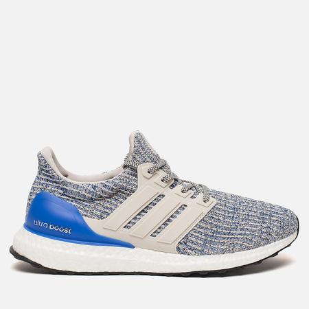 Мужские кроссовки adidas Performance Ultra Boost Grey/Blue/Black/White