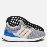 Мужские кроссовки adidas Performance Ultra Boost Grey/Blue/Black/White фото- 2