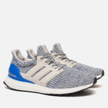 Мужские кроссовки adidas Performance Ultra Boost Grey/Blue/Black/White фото- 1