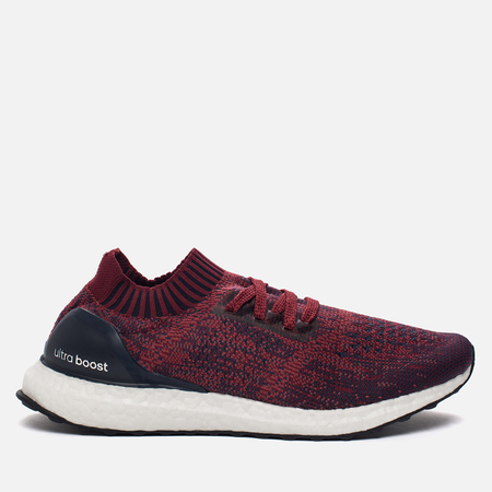 Мужские кроссовки adidas Performance Ultra Boost Uncaged Burgundy/Dark Charcoal