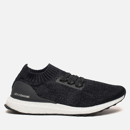 Мужские кроссовки adidas Performance Ultra Boost Uncaged Carbon/Core Black/Grey Three