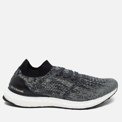 Мужские кроссовки adidas Performance Ultra Boost Uncaged Core Black/Solid Grey/Gold Met