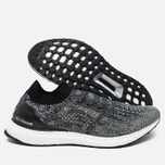 Мужские кроссовки adidas Performance Ultra Boost Uncaged Core Black/Solid Grey/Gold Met фото- 2