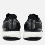 Мужские кроссовки adidas Performance Ultra Boost Uncaged Core Black/Solid Grey/Gold Met фото- 3