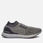 Мужские кроссовки adidas Performance Ultra Boost Uncaged Medium Grey/Dark Grey/Silver Metallic фото- 0