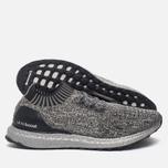 Мужские кроссовки adidas Performance Ultra Boost Uncaged Medium Grey/Dark Grey/Silver Metallic фото- 2